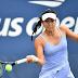 Filipina Lizette Cabrera representing Aussie faces No.2 Simona Halep in Australian Open