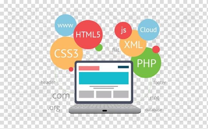خدمة تصميم المواقع الإلكترونية وتطبيقات الويب