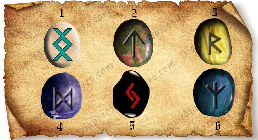 Elige una runa y descubre lo que  te depara el futuro