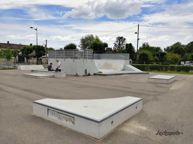 Skatepark Bourron Marlotte