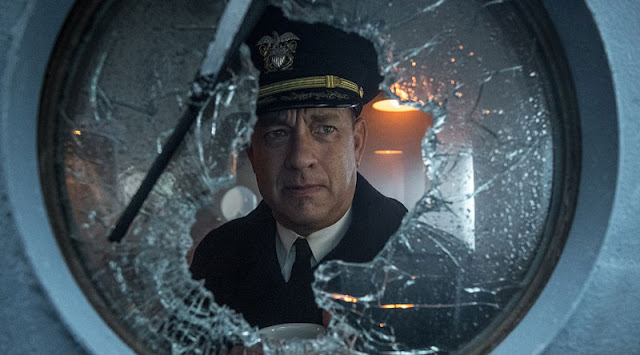 Tráiler de 'Greyhound' con Tom Hanks
