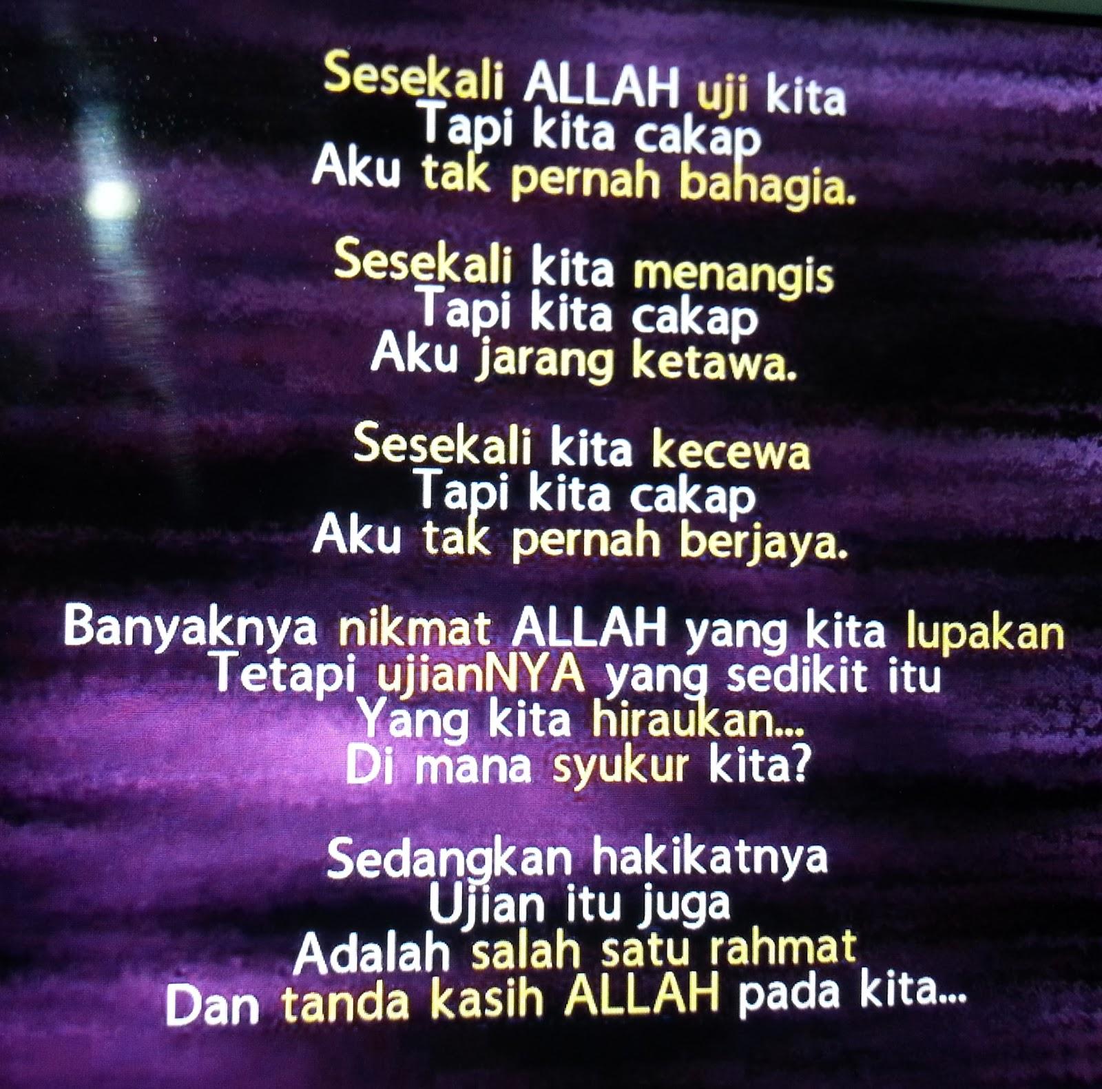 Ucapan Perpisahan Ramadhan