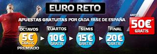 suertia España pasa a cuartos Eurocopa 10 Euros freebet 27 junio