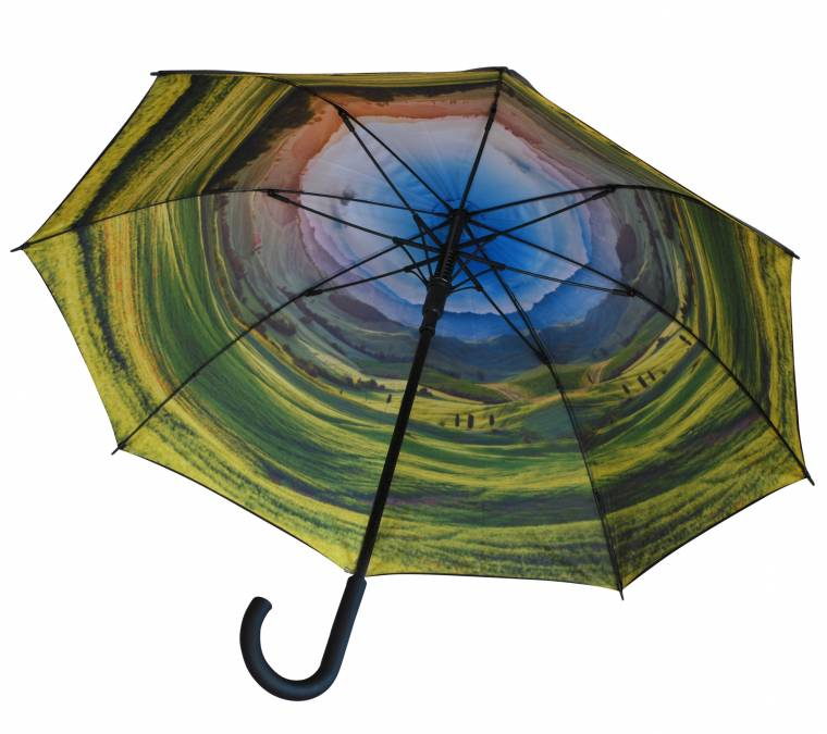 Where I'd Rather Be Umbrella Review