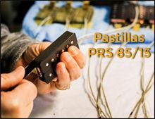 Pastillas de las Guitarras PRS (85/15)