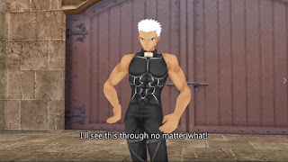 Fate Stay Night Extella V1 MOD Para Android E Pc [PPSSPP]+DOWNLOAD