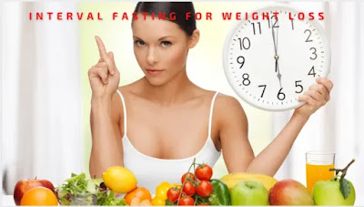Interval fasting for weight loss