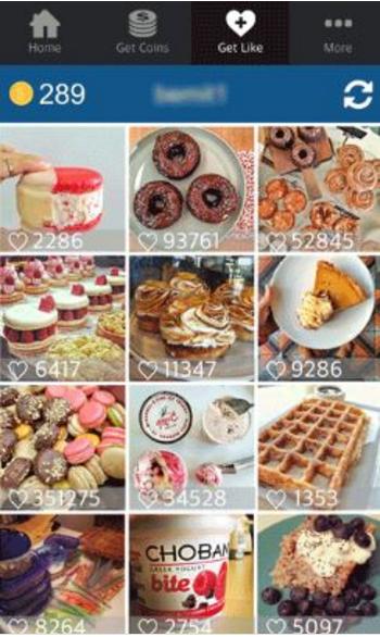 Aplikasi Penambah Like di Instagram 6