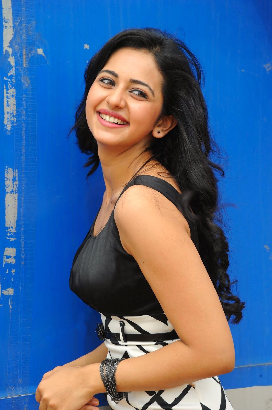 Rakul Preet Singh Beautiful Smile WOW