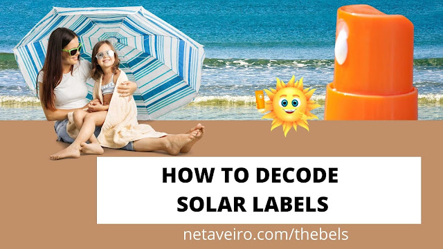 HOW TO DECODE SOLAR LABELS