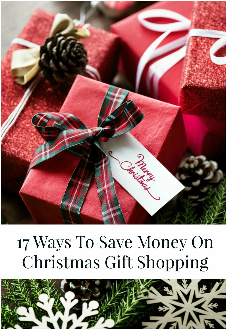 The Lipstick Drawer: 17 Ways To Save Your Money On Christmas Gifts