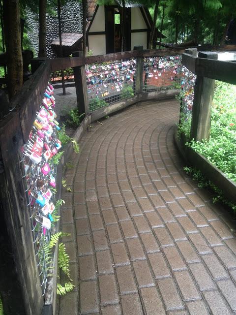 Gembok Cinta wisata bandung