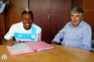 Njie Clinton in OM