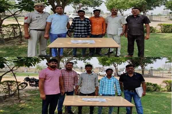 cia-central-arrested-4-accused-in-different-cases-25-april-2019