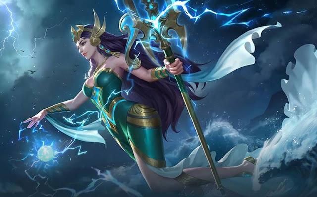 Tokoh Mitologi Nyi Roro Kidul, Hero Baru Yang Akan Di Rilis Mobile Legends