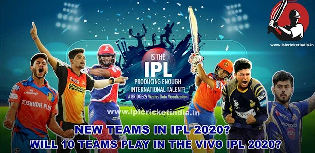 Two new teams in IPL 2020 - 5 cities that might get IPL Teams for IPL 2020