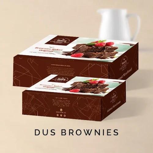 Cetak Dus Brownies