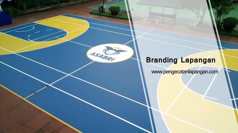 Branding Lapangan Olahraga