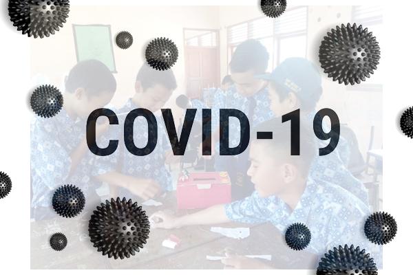 Berbicara dengan Siswa tentang COVID-19
