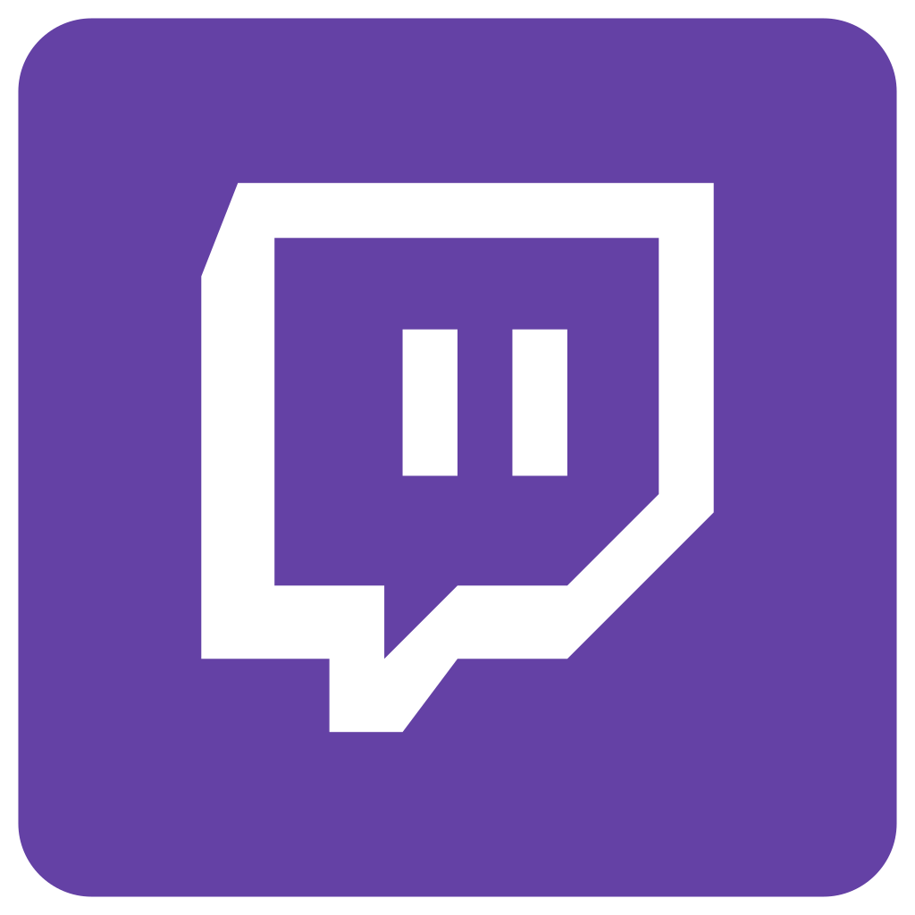 Síguenos en Twitch