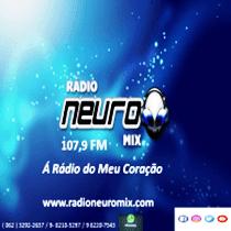 Ouvir agora Rádio Neuro Mix FM 107,9 - Goiânia / GO
