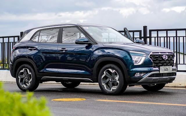 Novo Hyundai Creta 2021: design antecipado pelo Ix25