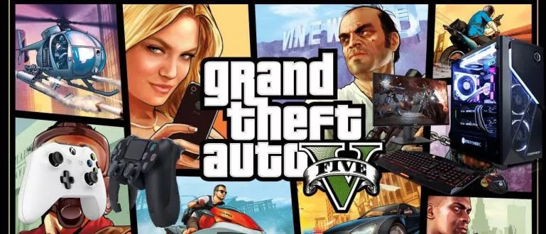 The Latest & Most Complete GTA 5 PS3, PS4, PC Cheat Code