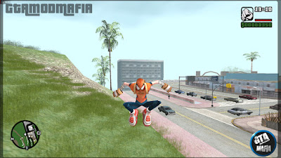 GTA San Andreas The Amazing Spider Man Latest Update