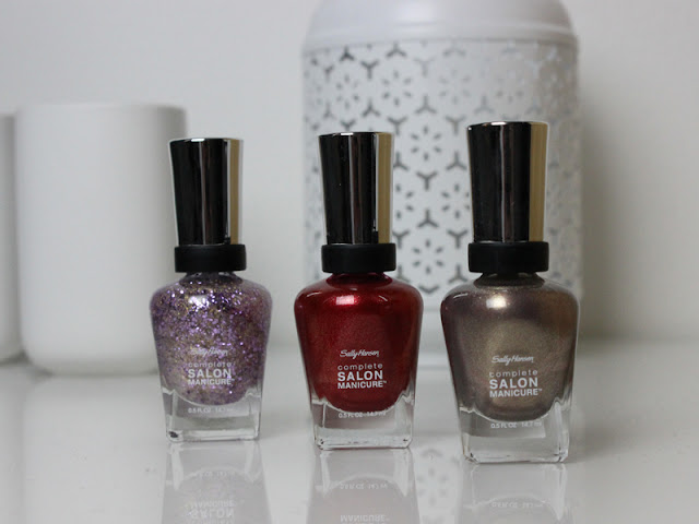 Sally Hansen - Guilty Pleasures LE