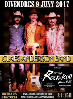 Claes Anderson Band