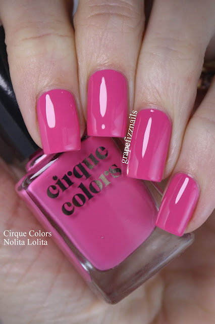 Cirque Colors Nolita Lolita