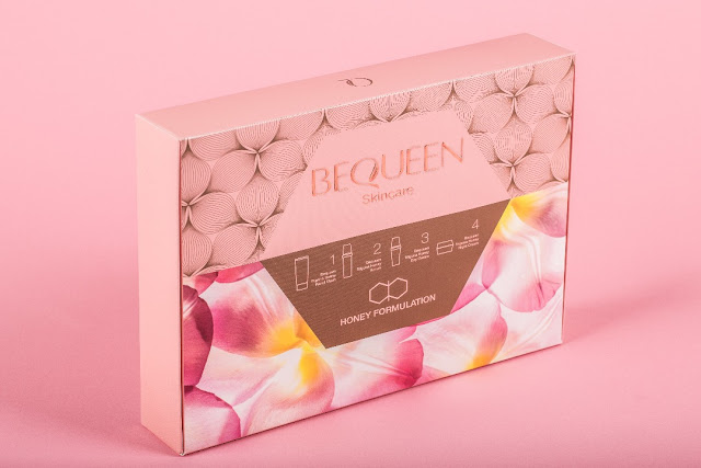 Trigona Honey 4 in 1 Set, BeQueen Products, #BeQueenChallengeMY #BeQueenMY #BrownandProudMY,