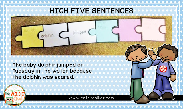 Providing students with a better way for writing complex sentences makes all the difference in their writing. Their particular writing should be ready for lots of tall Fives.