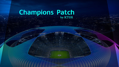 PES 2020 Champions Patch by KTGR