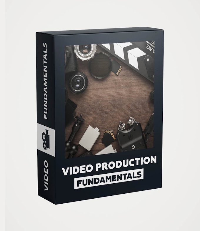 Download Free Course Video-presets – Video Production Fundamentals