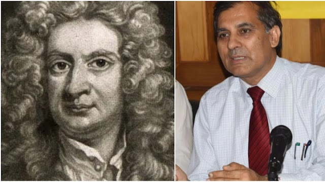 Newton's Third Law of Motion is Incomplete, Says Indian Scientist. He Needs a Grant to Prove It