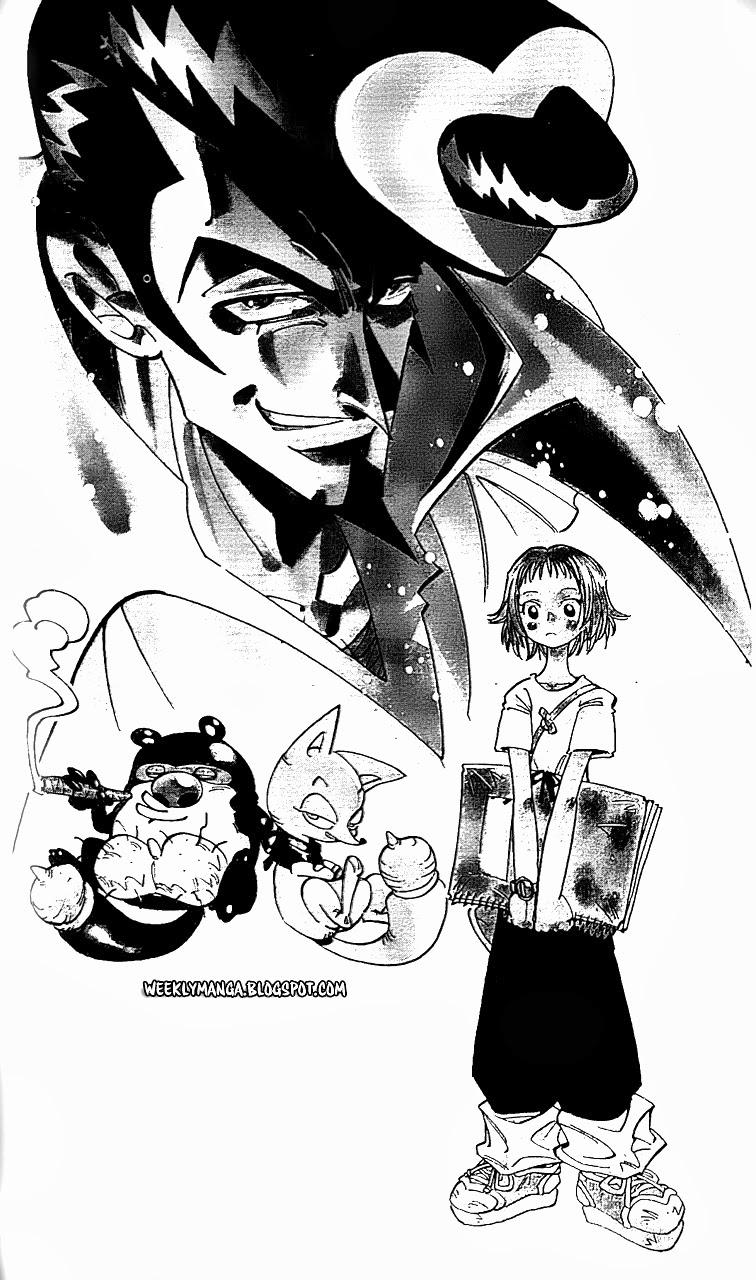 Shaman King [Vua pháp thuật] chap 102 trang 4