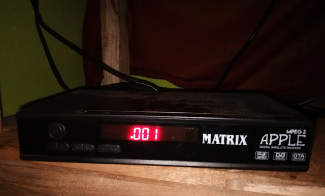 Receiver Matrix Apple Mpeg 2 OTA