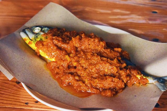 Hidangan Istimewa Lauk Singgang Restoran Bummbu Nasi Singgey Kuantan