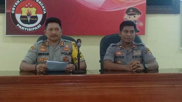 Kapolres Bima Kota AKBP Haryo Tejo Wicaksono SIK