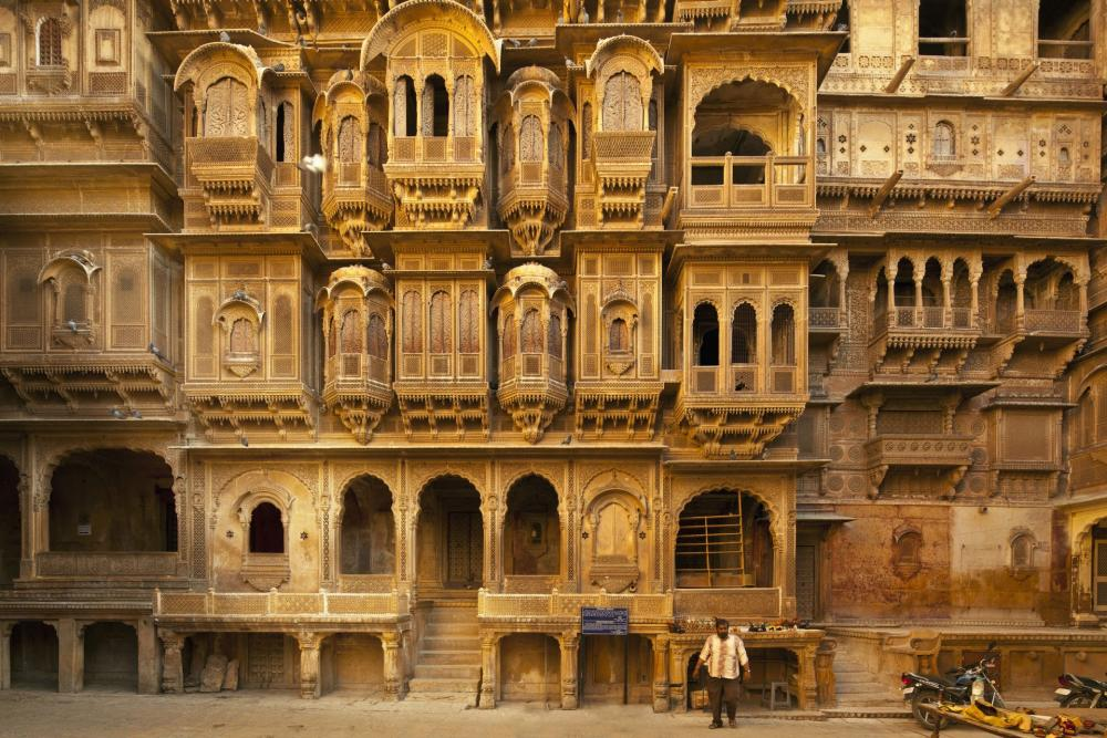 Jaisalmer - Patwon-ki-Haveli-best-place-in-jaisalmer-for-visit-tourist