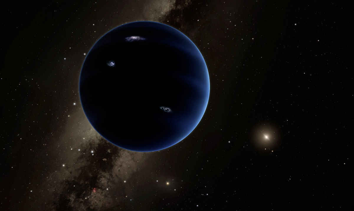 Sun's Tilt Might Be Due To Ninth Planet