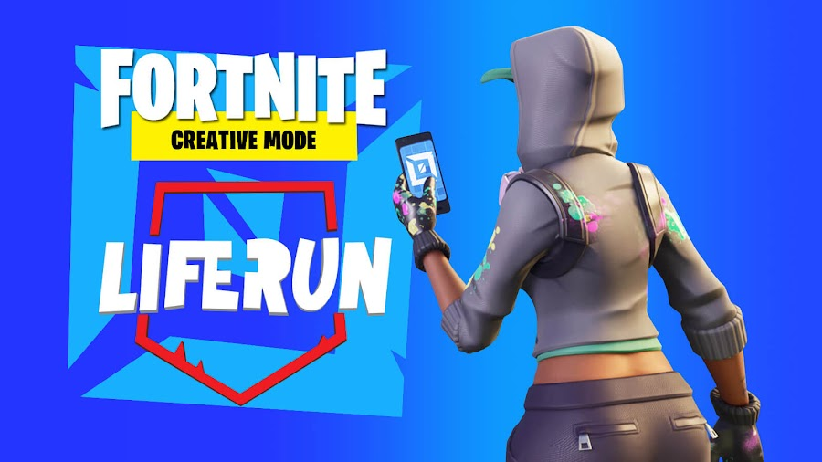 fortnite new creative mode liferun pax south 2020 epic games