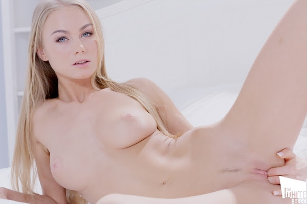 [TheWhiteBoxxx] Nancy A - Sweet Ukrainian Blondie
