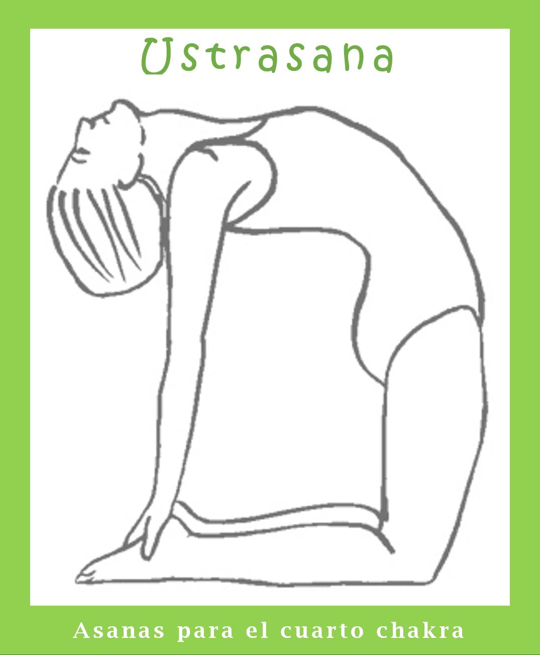 Esencia del Ser: Asanas para el cuarto chakra