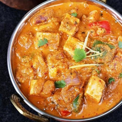 Kadai Paneer Recipe Restaurant Style at Home