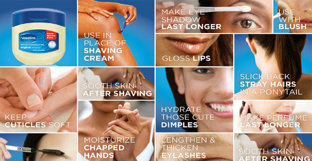 10+ Remedies And Uses Of The Vaseline That Are Perfect For Beauty And Health