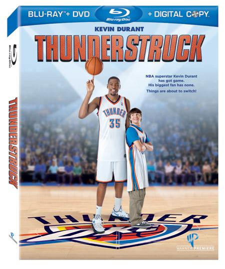 84d41e5cd36 One (1) FREEISMYLIFE reader will win a Thunderstruck Movie Combo Pack  (Blu-Ray + DVD + Digital Download) courtesy of Warner Bros. - HOLLA to the  FREE!!!