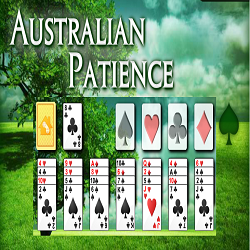 Australian Patience Card Game