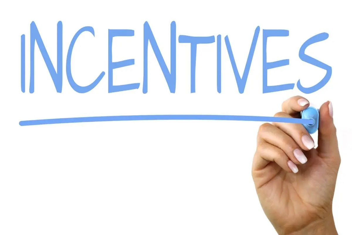 Definition of incentives